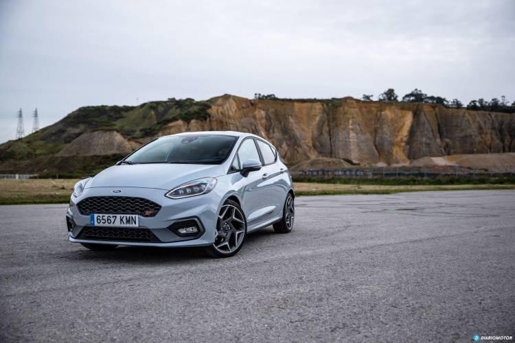 Prueba Ford Fiesta St 2018 2