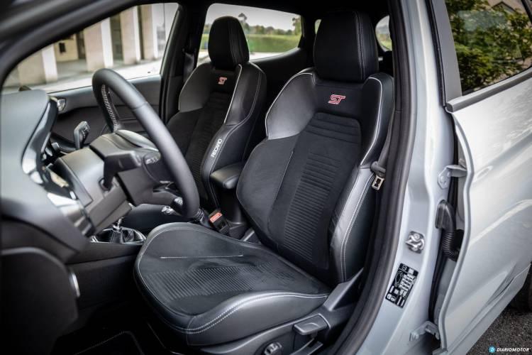 Prueba Ford Fiesta St 2018 27