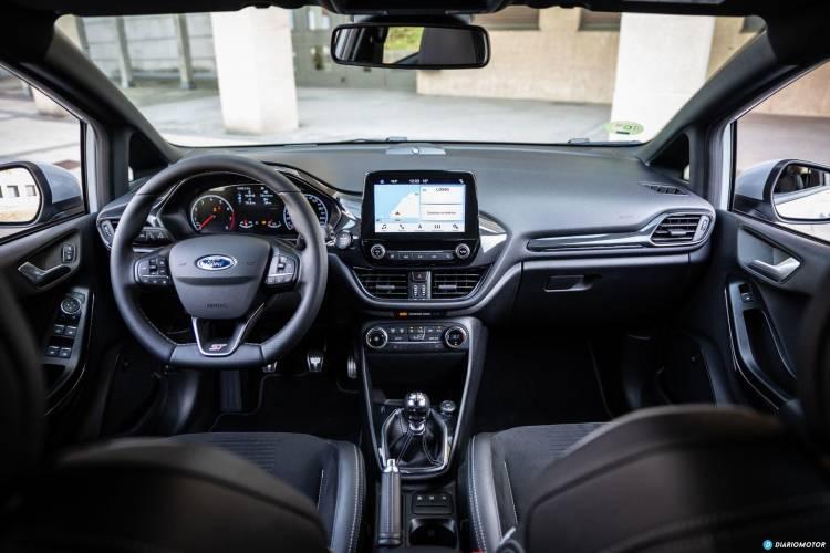 Prueba Ford Fiesta St 2018 33