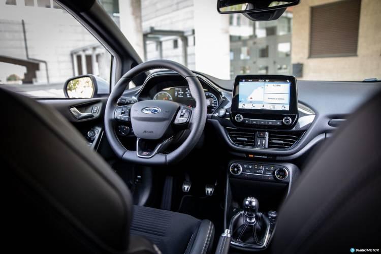 Prueba Ford Fiesta St 2018 34