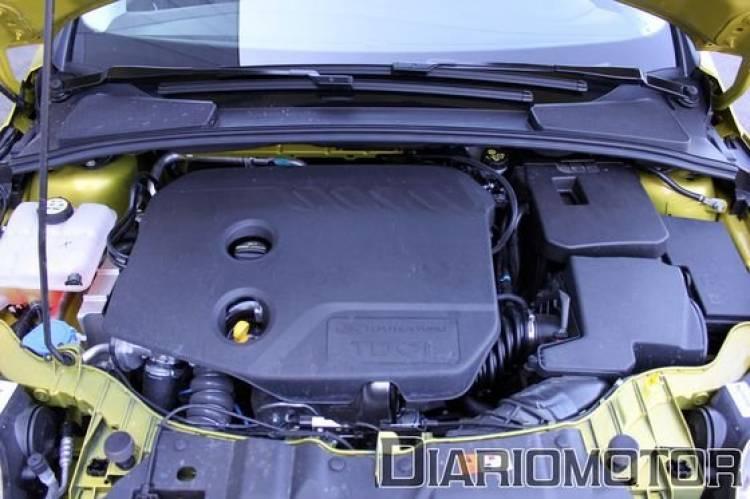 Ford Focus 1.6 TDCi 115 CV Titanium, a prueba