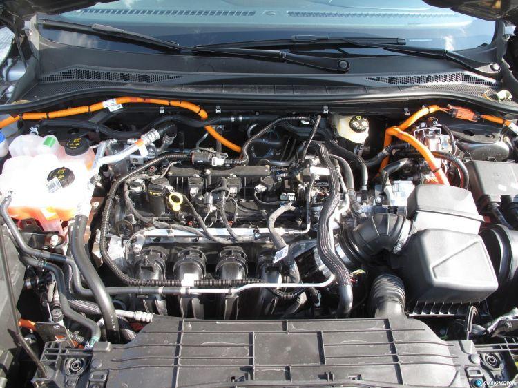 Prueba Ford Kuga Phev  9