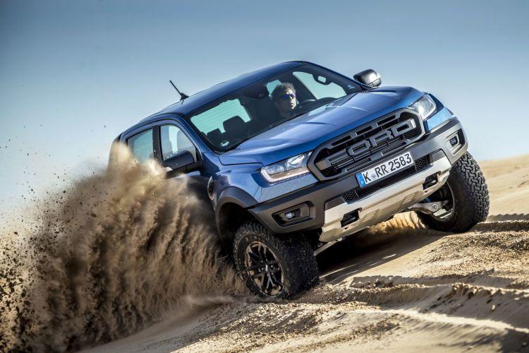 Prueba Ford Ranger Raptor 2019 10