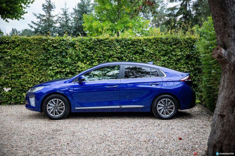Prueba Hyundai Ioniq Ev 18