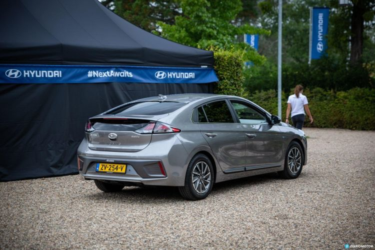 Prueba Hyundai Ioniq Ev 22