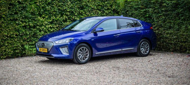 Prueba Hyundai Ioniq Ev P