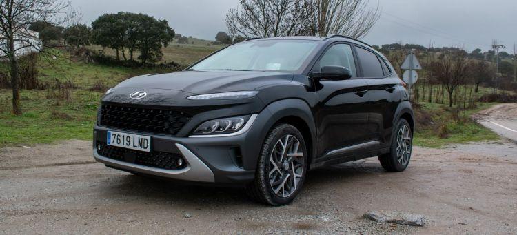 Prueba Hyundai Kona 2021 Portada
