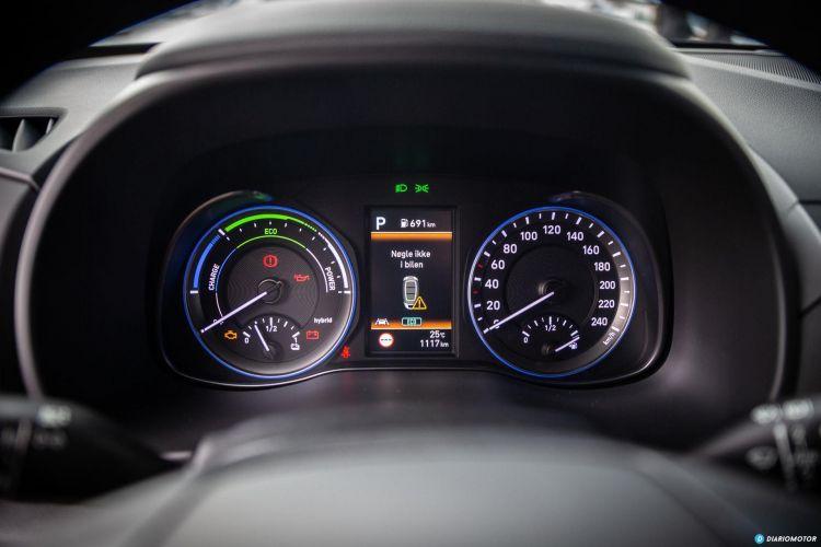 Prueba Hyundai Kona Hybrid 15