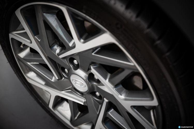 Prueba Hyundai Kona Hybrid 4