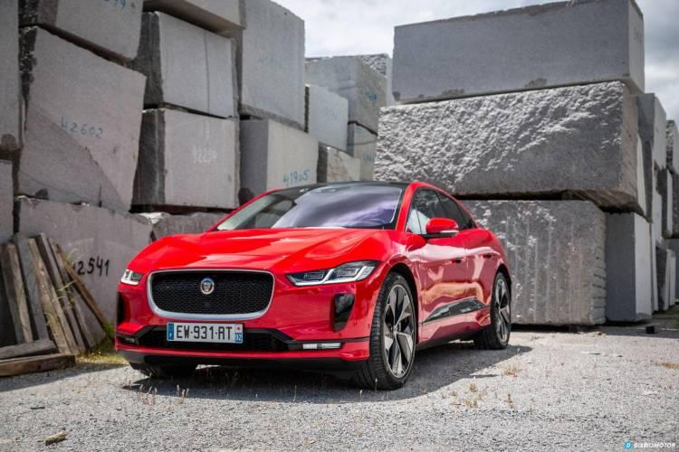 Prueba Jaguar I Pace 12