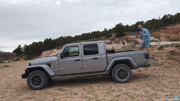 Prueba Jeep Gladiator 4x4 00003