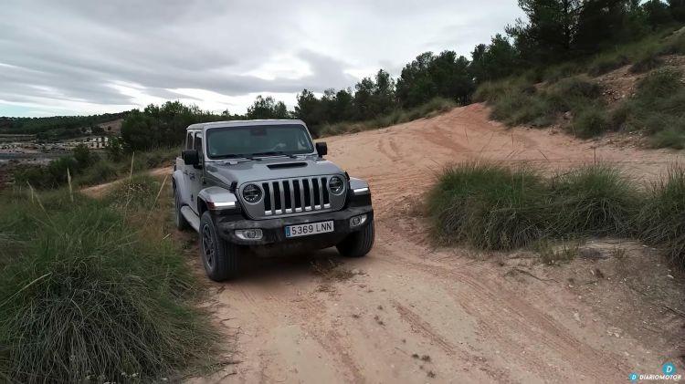 Prueba Jeep Gladiator 4x4 00004