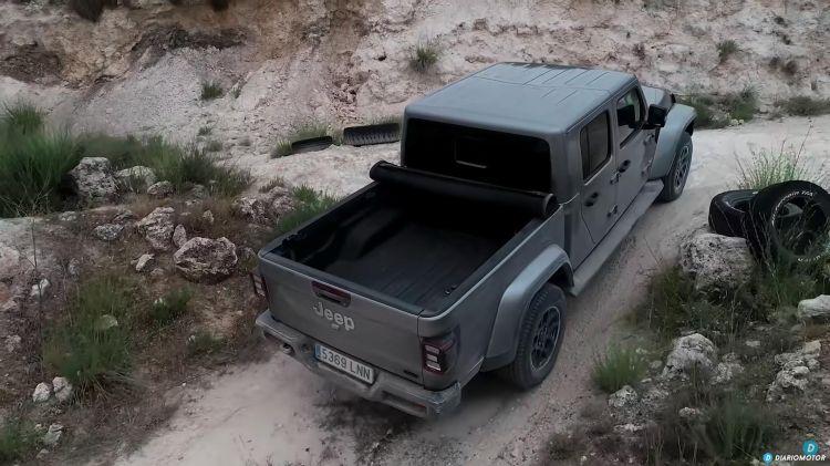 Prueba Jeep Gladiator 4x4 00005