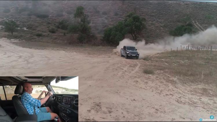 Prueba Jeep Gladiator 4x4 00017