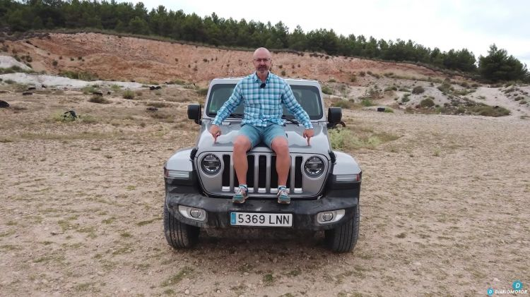 Prueba Jeep Gladiator 4x4 00019