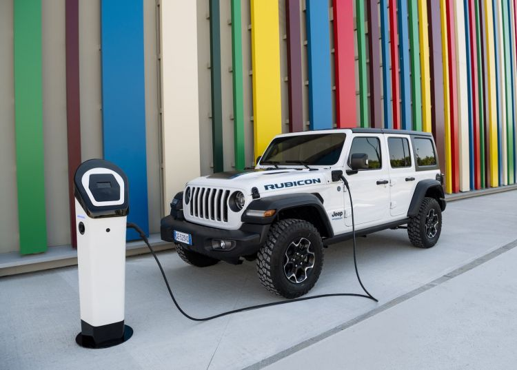 Prueba Jeep Wrangler 4xe 2