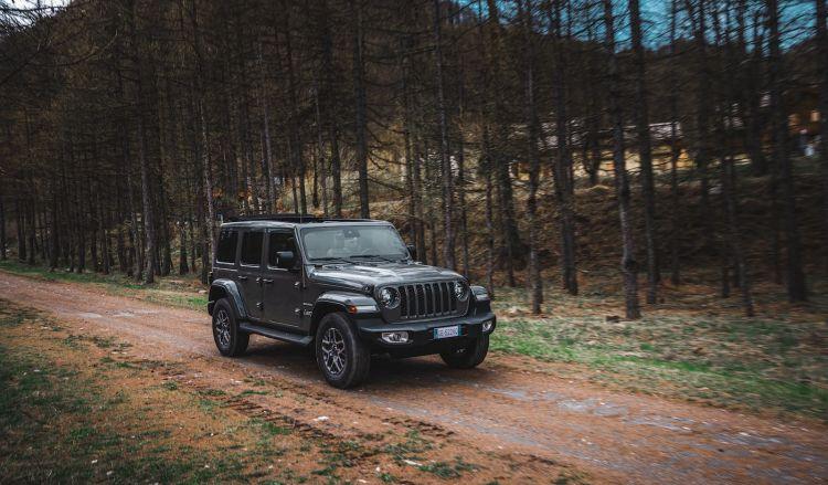 Prueba Jeep Wrangler 4xe 30
