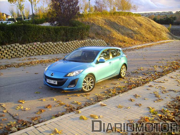 Mazda 3 2.2 CRTD Sportive