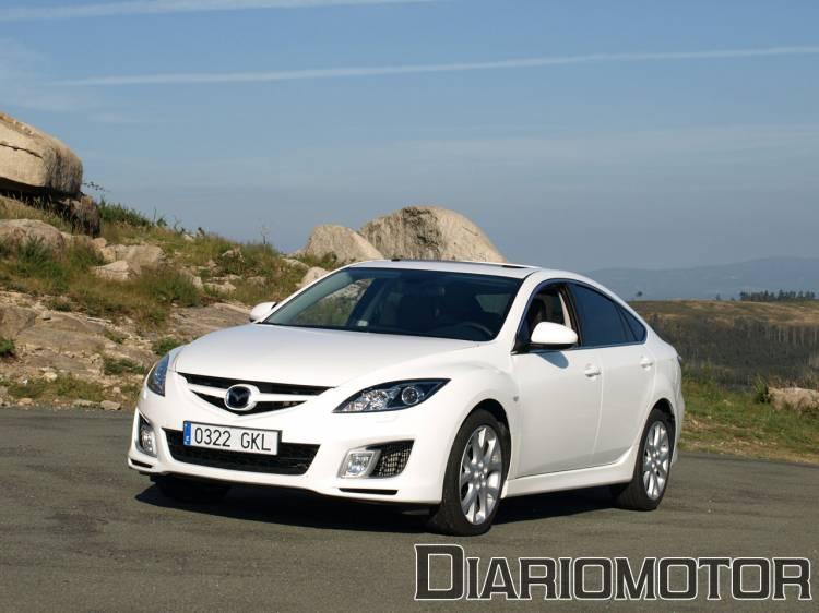 Prueba del Mazda 6 2.2 DE de 163 CV Sportive