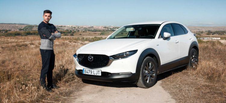 Prueba Mazda Cx 30 Dm Skyactiv X