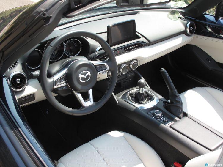 Prueba Mazda Mx 5  5