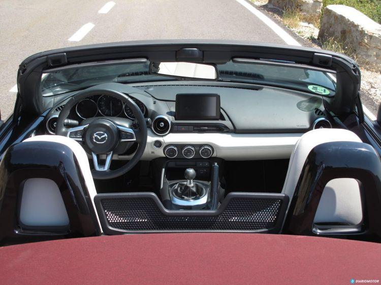 Prueba Mazda Mx 5  6