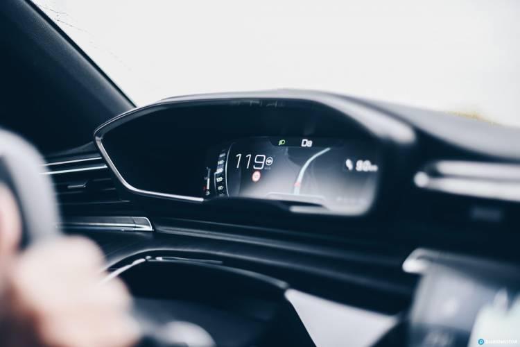 Prueba Peugeot 508 13