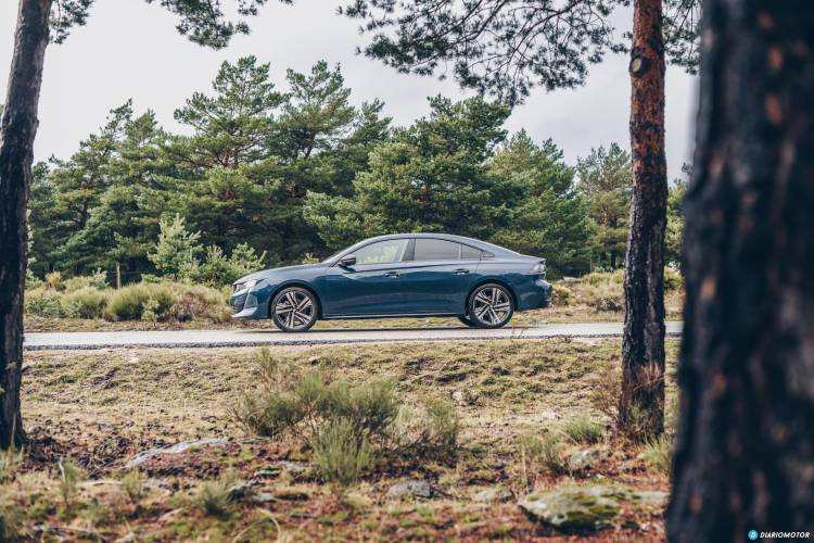 Prueba Peugeot 508 54