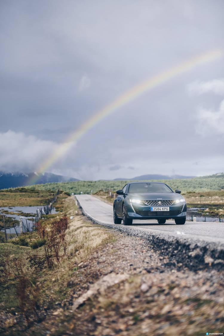 Prueba Peugeot 508 57