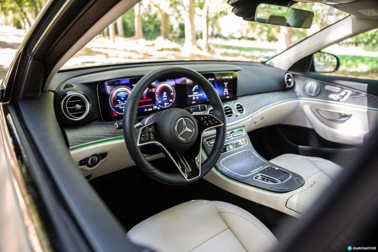 Prueba Mercedes Clase E 2020 16