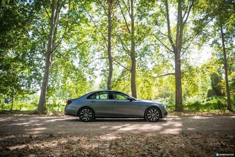Prueba Mercedes Clase E 2020 6