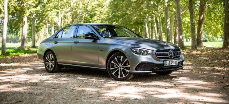 Prueba Mercedes Clase E 2020 P