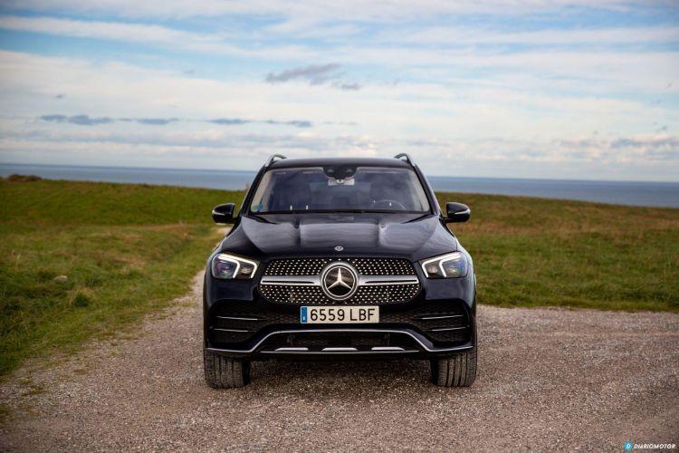 Prueba Mercedes Gle 450 4
