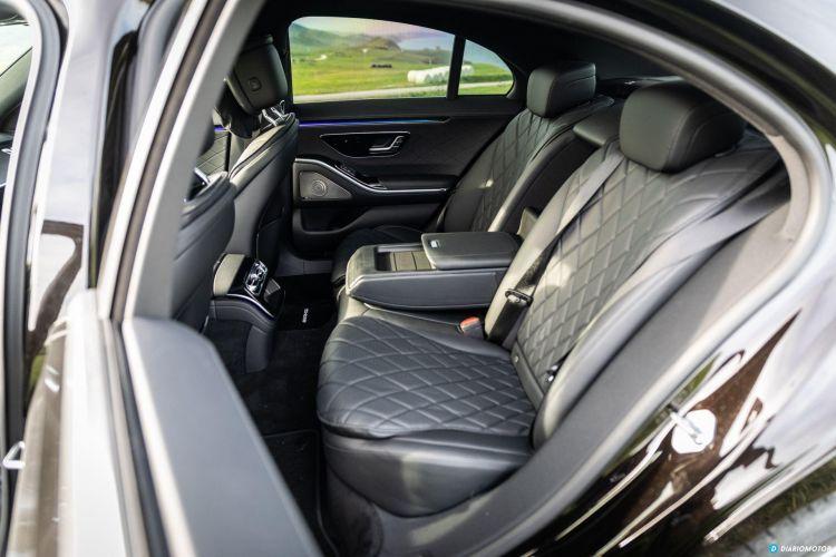 Prueba Mercedes S500 2021 14