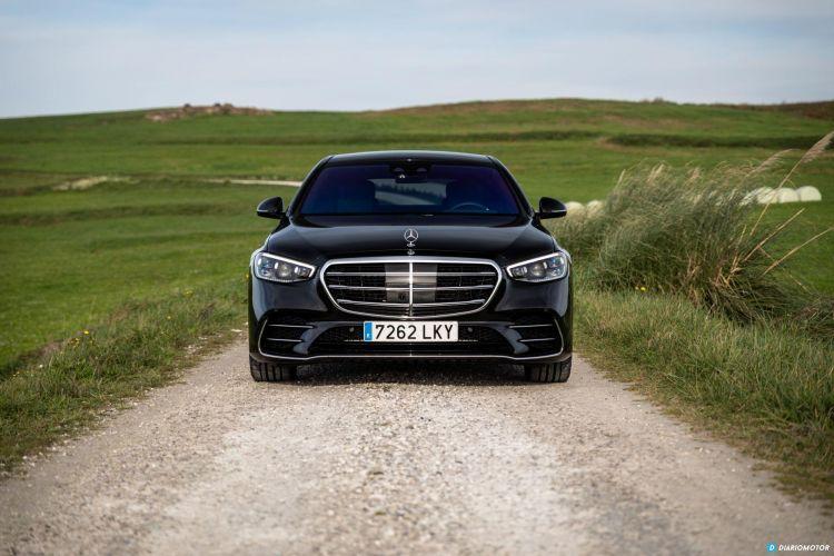 Prueba Mercedes S500 2021 3