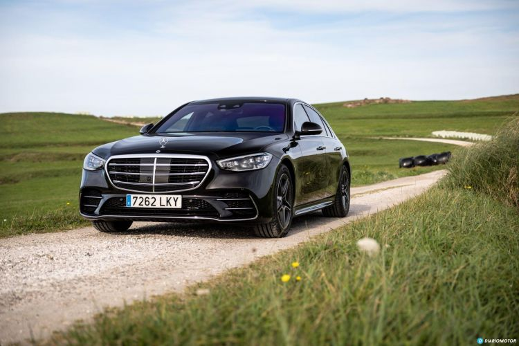 Prueba Mercedes S500 2021 4