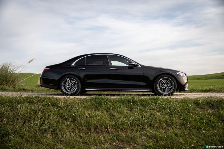 Prueba Mercedes S500 2021 6