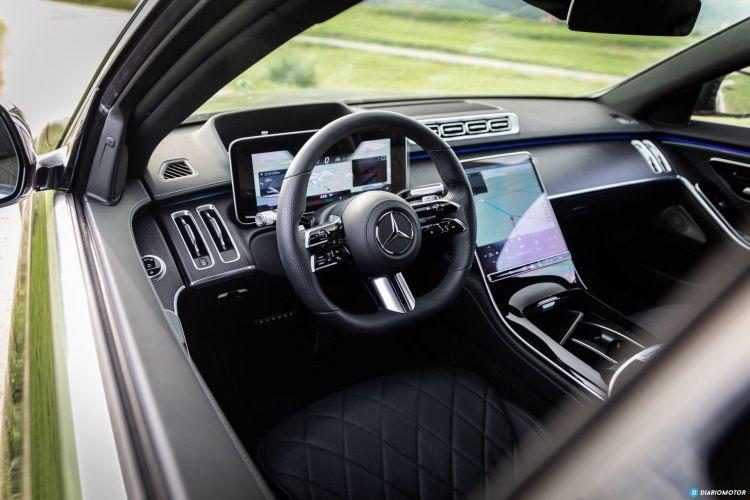 Prueba Mercedes S500 2021 9