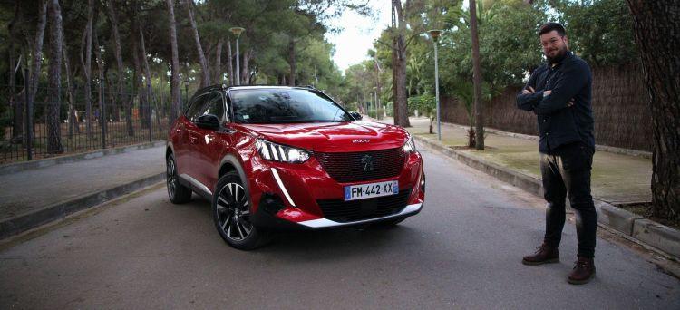 Prueba Peugeot 2008 Electrico P
