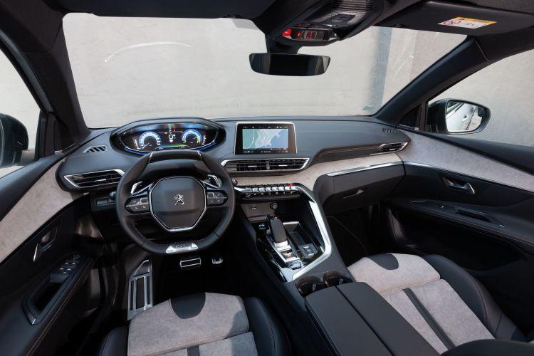 Prueba Peugeot 3008 Hybrid4 2