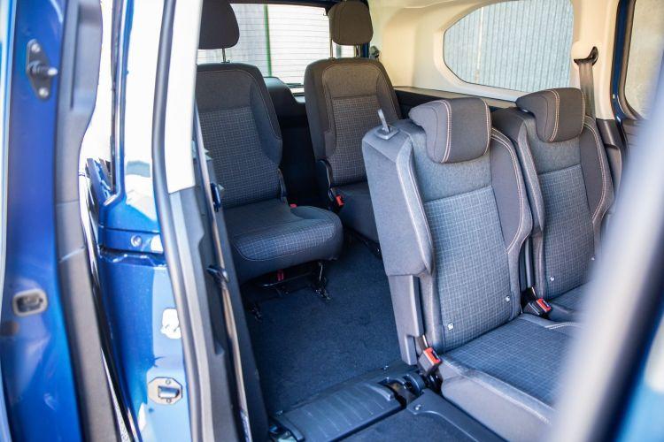 Prueba Peugeot Rifter Long Interior 5