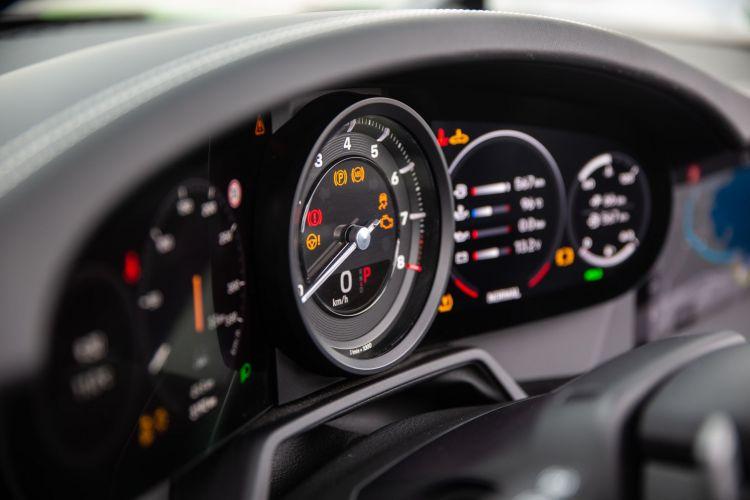 Prueba Porsche 992 Cabriolet 10