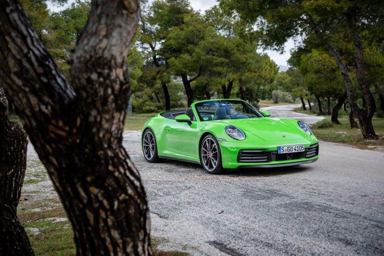 Prueba Porsche 992 Cabriolet 17