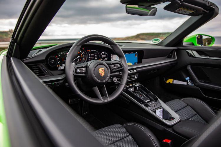 Prueba Porsche 992 Cabriolet 9