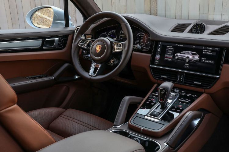 Prueba Porsche Cayenne Turbo S E Hybrid 25