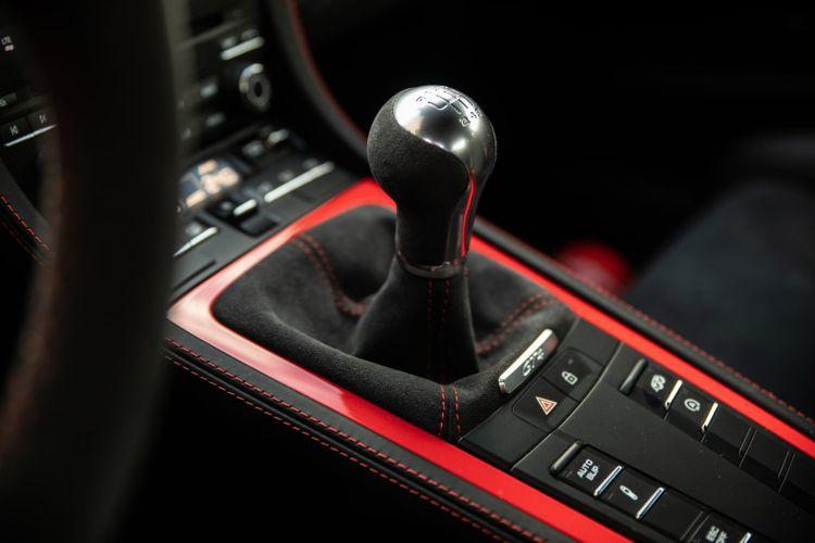 Prueba Porsche Cayman Gt4 18