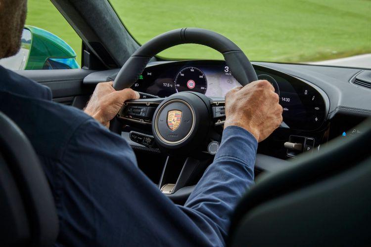 Prueba Porsche Taycan 162