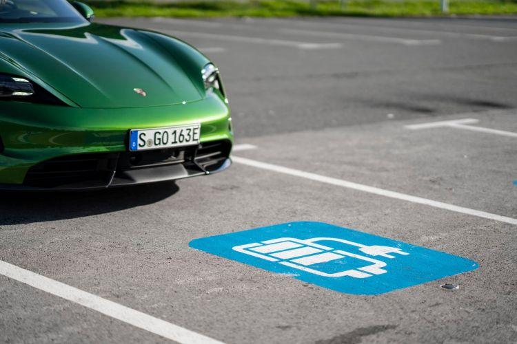 Prueba Porsche Taycan 179