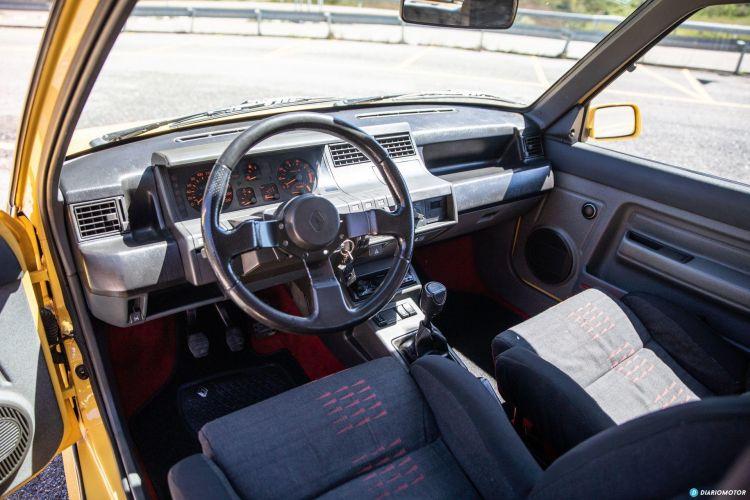 Renault 5 Gt Turbo 18 test