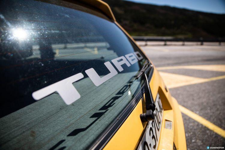 Renault 5 Gt Turbo 6 test